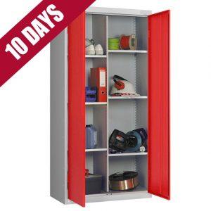 Probe 8 compartment cupboard