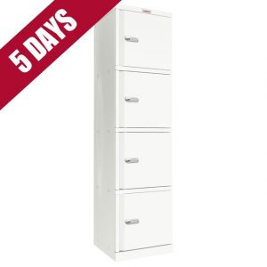 Phoenix quick delivery 4 door cupboard