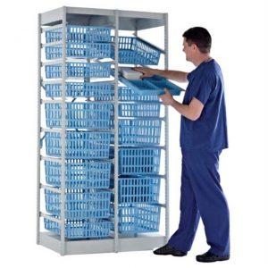 HTM71 Healthcare Storage Racks