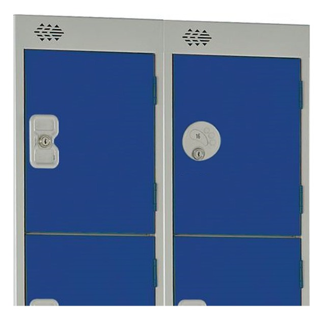 Replacement locks and parts for Link51 Biocote Moresecure Lockers and Cupboards