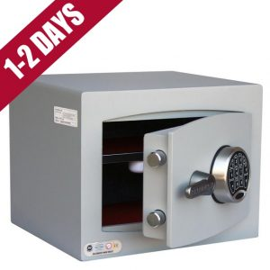 Securikey Minvault S2 Siver DSafe Medium