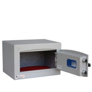 Securikey Minvault S2 Siver DSafe Small