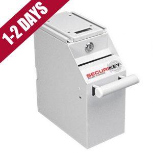 Securikey county cash desposit safe
