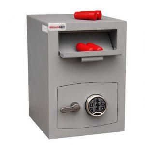 Mini Vault Deposit Silver 1 Electronic