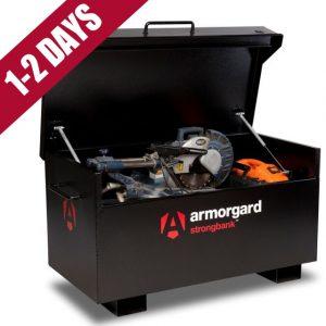 Armorgard Strongbank SB2 site tool store box