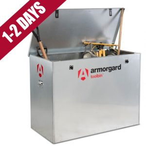 Armorgard ToolBin site tool storage box