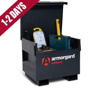 Armorgard TuffBank TB21 Site Storage Box