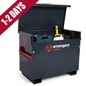 Armorgard TuffBank TB3 Site Storage Box