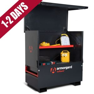 Armorgard TuffBank TBC4 Site Storage Box