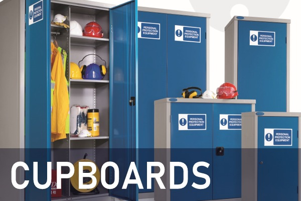 locker Cupboards, steel cupboards, shelved cupboards, workplace cupboards, office cupboards, acid cabinets, medical cabinets, hazadous cabinets, coshh cabinets