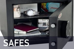 Safes & Key Storage