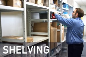 shelving, racking and storage systems