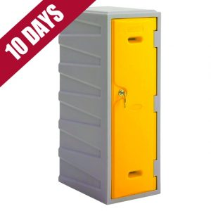 Plastic Lockers - Large