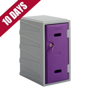 Plastic Lockers - Medium
