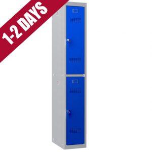 Express-Line Quick Delivery 2 Door Locker