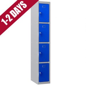Express-Line Quick Delivery 4 Door Locker