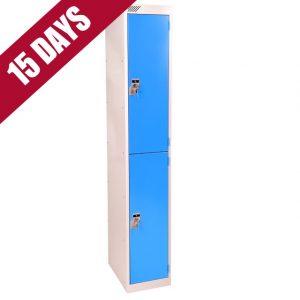 Helmsman Vedette System 1300 2 Door Steel Locker