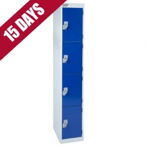 Helmsman Vedette System 1300 3 Door Steel Locker