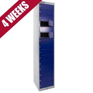 Vedette Tablet Ipad Phone Charging Locker 15 Door Compartment