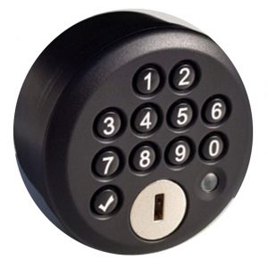 ASL Electronic Combination Lock for lockers