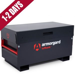 Armorgard Tuffbank TB 2 Closed Lid site box