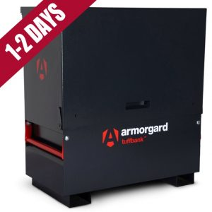 Armorgard TBC4 Site Tool Box Closed Lid