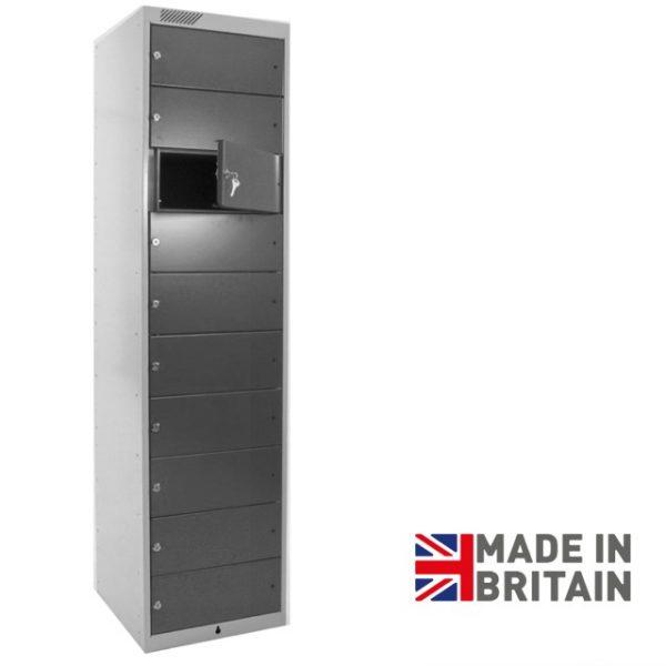 Vedette 10 Door Laptop Ipad Charging Storage Locker