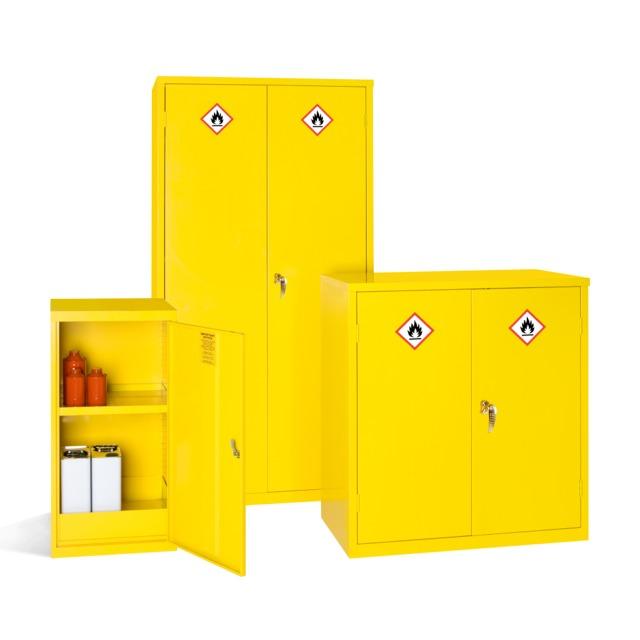 Elite Hazardous Cabinets