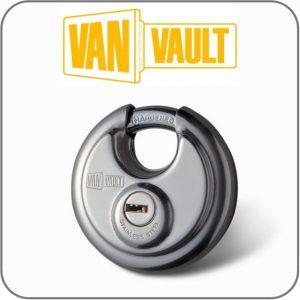 van vault disc lock