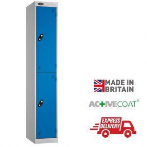 Probe Express Lockers - 2 Door