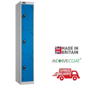 Probe Express Lockers - 3 Door