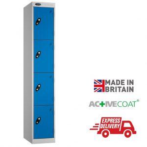 Probe Express Lockers - 4 Door