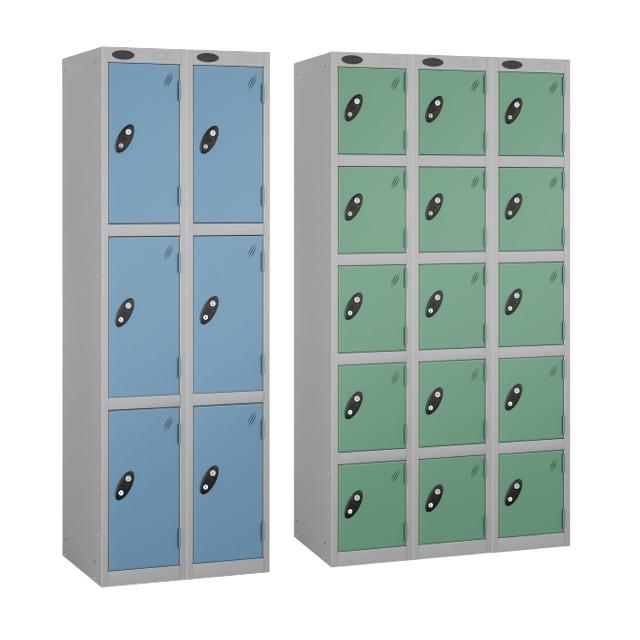 Nested Lockers