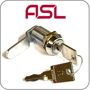 ASL Universal locker locker for wood laminate doors up to 25mm thick