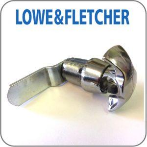 Lowe & Fletcher Latch Lock for lockers
