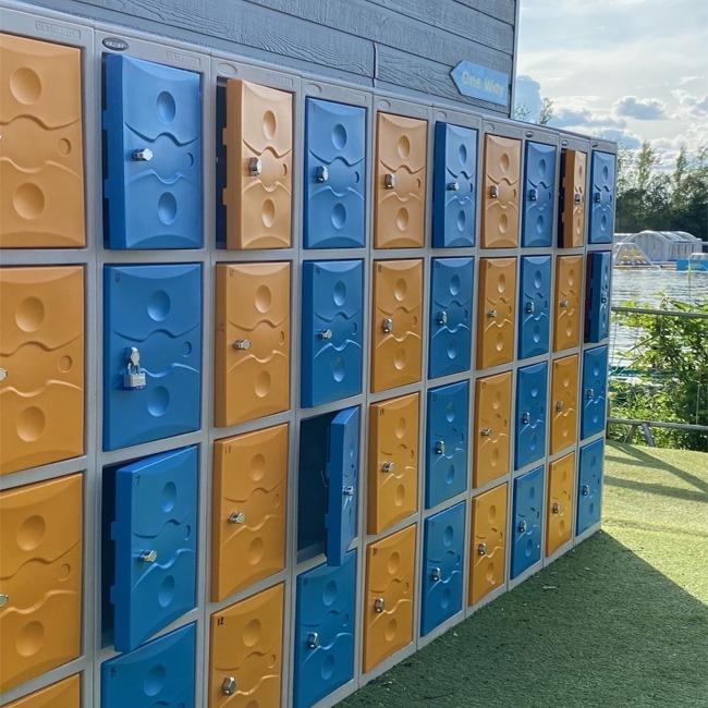 ultrabox plus plastic waterproof weatherproof outdoor locker
