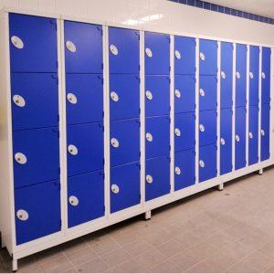 Heavy Duty Lockers