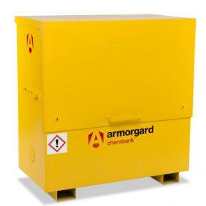 Armorgard ChemBank CB4 site storage box