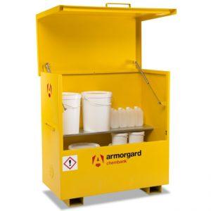 Armorgard ChemBank CBC4 site storage box