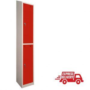 Axis Hero Express Quick Delivery Locker 2 door