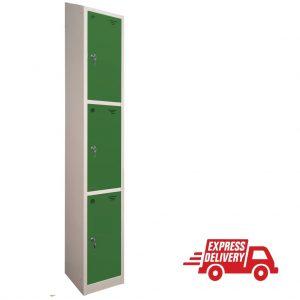 Axis Hero Express Quick Delivery Locker 3 door