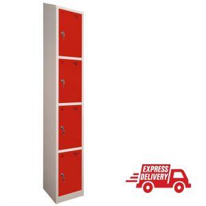 Hero Express Quick Delivery Locker 4 door