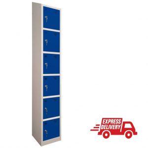 Hero Express Quick Delivery Locker 6 door