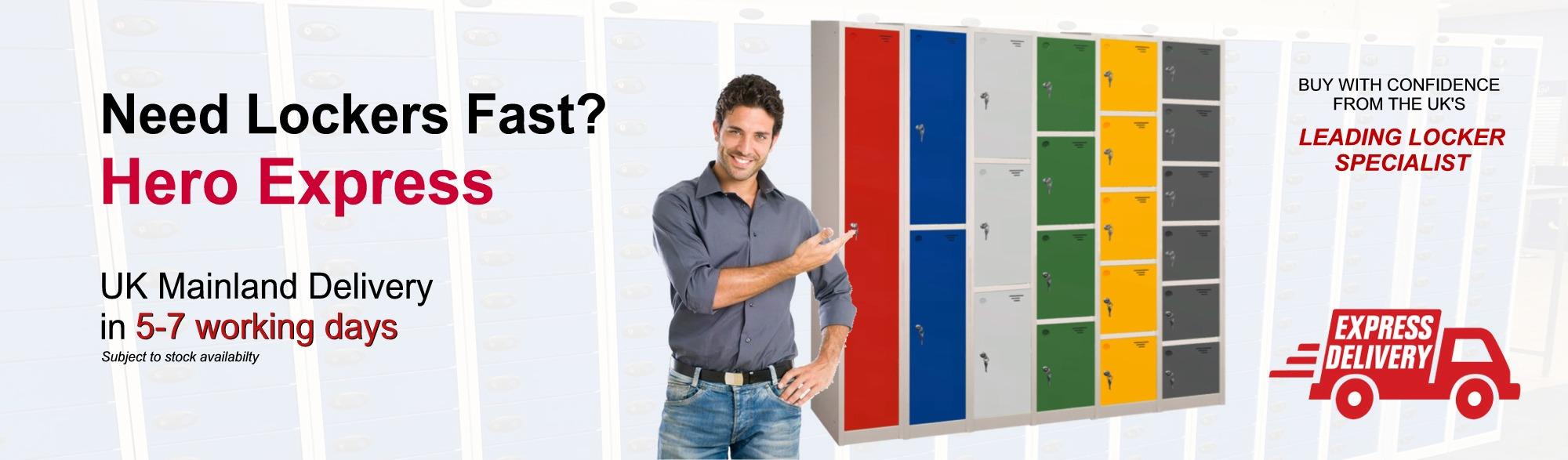 staff personel gym club workplace lockers