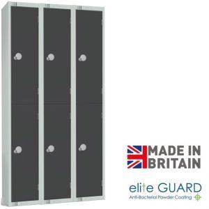 Elite 2 Door Lockers Nest3