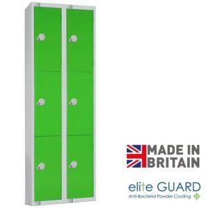 Elite 3 Door Lockers Nest2