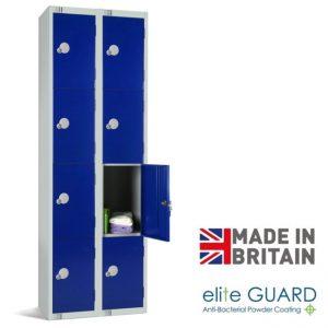 Elite 4 Door Lockers Nest2